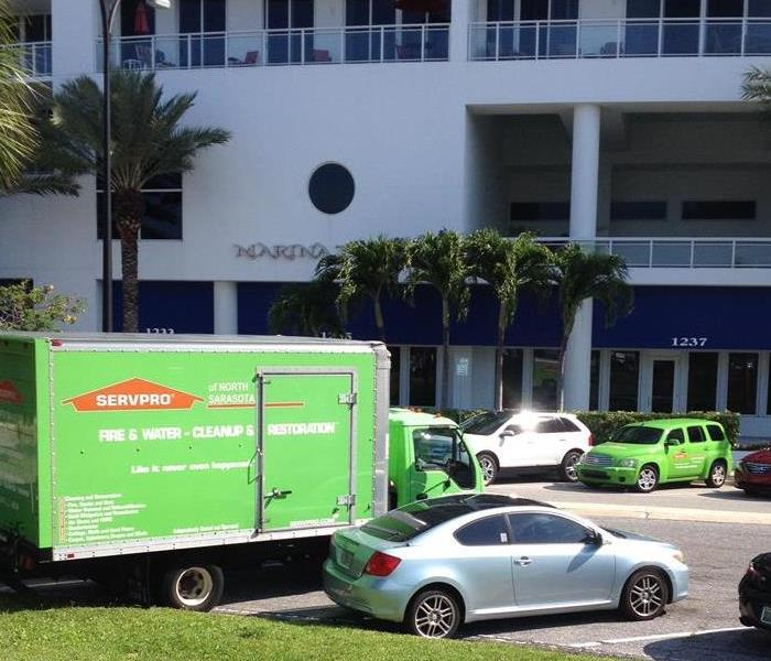 SERVPRO of North Sarasota at Marina Tower