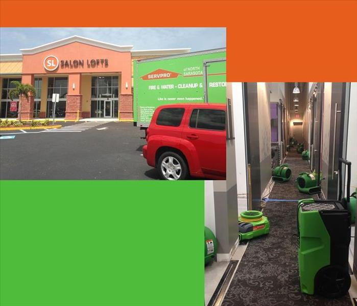 SERVPRO at Salon Lofts in Sarasota