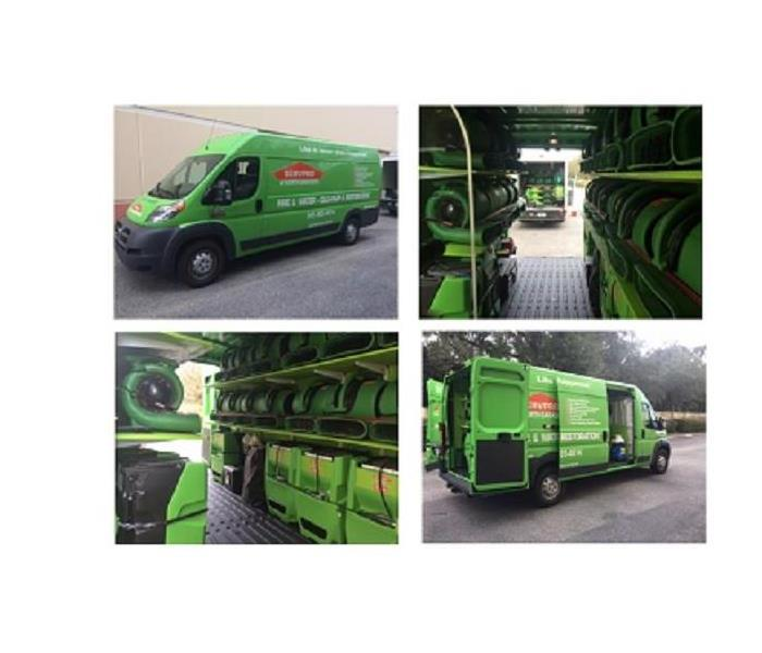 SERVPRO of North Sarasota Has Expanded Our Fleet.