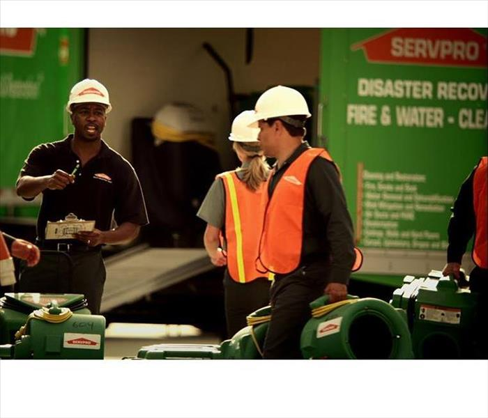 Commercial SERVPRO of North Sarasota offers 24-hour emergency response