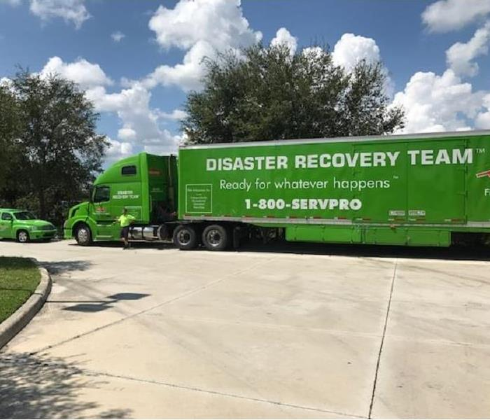 Storm Damage Disaster Recovery Team